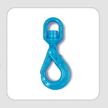 Gr10 Swivel Self Locking Hook