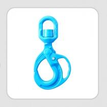 Gr10 Swivel Grip Safe Locking Hook