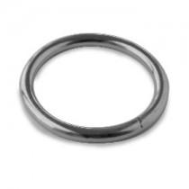 S/S Round Ring G304