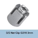 Net clip
