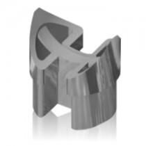 Perpendicular Joiner Flush Fitting (Double Slot) Weld on