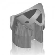 Perpendicular Joiner Flush Fitting (Single Slot) Weld on