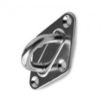 S/S Diamond Pad Eye G316